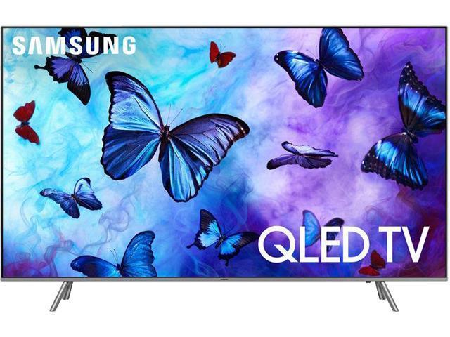 "Samsung Q6FN 55"" QLED 4K UHD Q HDR Smart TV QN55Q6FNAFXZA (2018)"