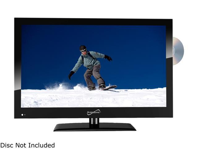 19 Inch Supersonic Sc 1912 12 Volt Acdc Led 1080p Digital Hdtv W
