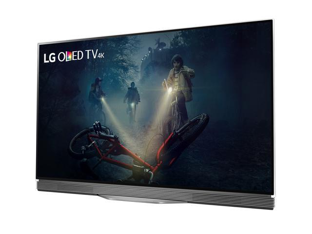 """LG E7P 55"""" 4K UHD OLED Dolby Atmos Smart TV with HDR OLED55E7P"""