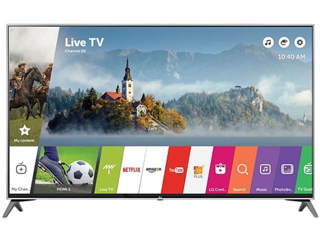 LG 55UJ7700 55-Inch 4K Ultra HD Smart TV with HDR