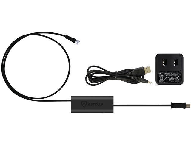 Antop Smartpass Hdtv Tv Antenna Line Amplifier Amp Signal Booster