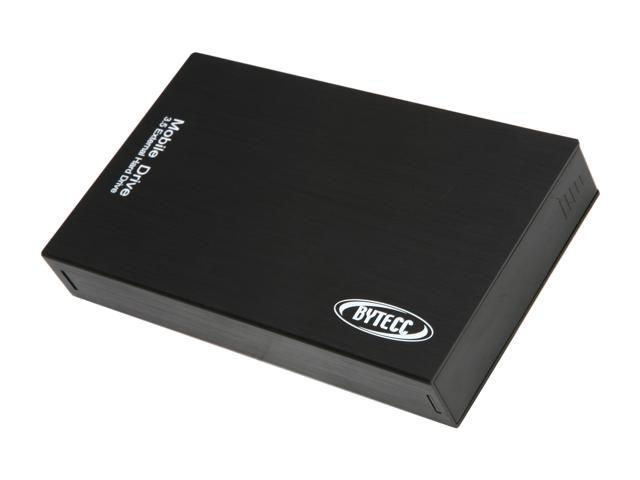 Bytecc Hd35-limited Hot-swappable External Enclosure For Mac
