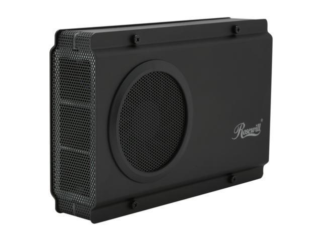 Rosewill RX-358 V2 BLK (Black) 3 5