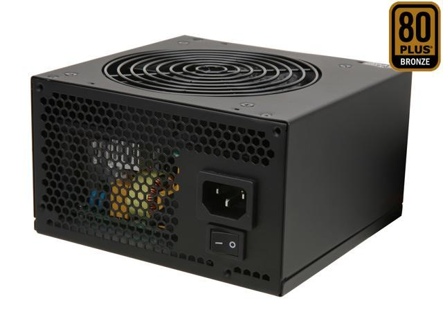 Rosewill Green Series RG700-S12 700W Continuous @40°C,80 PLUS Certified,Single 12V Rail,Active PFC