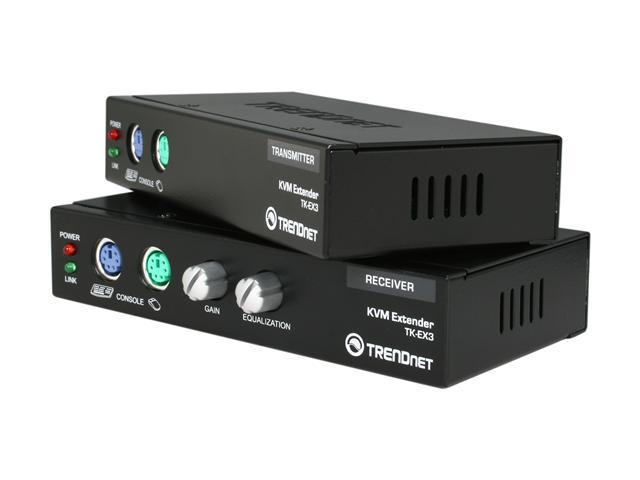 252114e0557 TRENDnet TK-EX3 KVM - Newegg.com