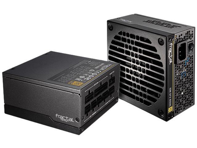 Fractal Design Ion SFX 650G 80 PLUS Gold Certified 650W Full Modular SFX-L Power Supply with UltraFlex Cables