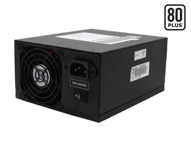 PC Power and Cooling S75QB 750W ATX12V / EPS12V SLI Certified CrossFire Ready 80 PLUS Certified Active PFC Power Supply compatible with core i7