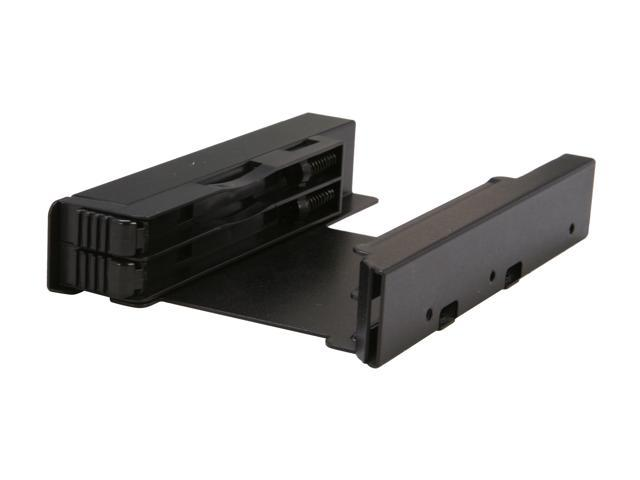 Attractive Designs; Ssd Adapters Beautiful 2.5 To 3.5 In Ssd Hdd Mounting Plastic Adapter Bracket With 4 Plugs As A Screw