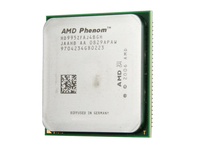Gaming performance amd's phenom x4 9950, 9350e and 9150e: lower.