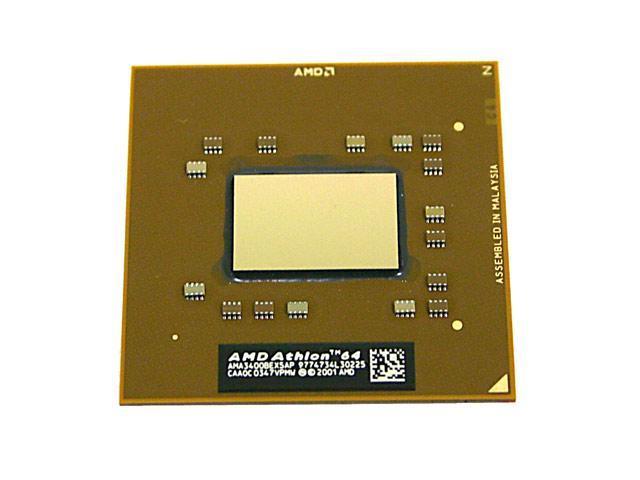 Amd Athlon 64 3400 Clawhammer 2 2 Ghz Socket 754 Ama3400bex5ap Processor For Dtr Notebooks Newegg Com