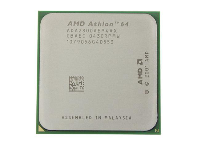 AMD ATHLON 64 PROCESSOR 2800 DRIVER FOR WINDOWS