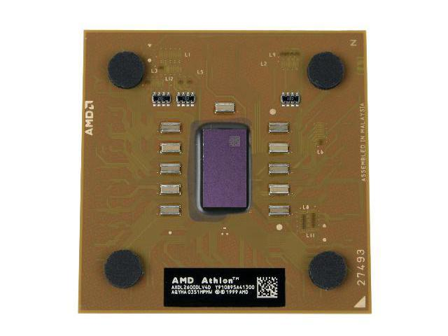 DOWNLOAD DRIVER: AMD ATHLON XP 2600+