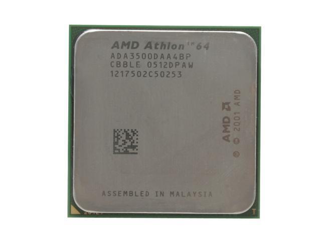 Processor Socket 939 AMD Athlon 64 3500