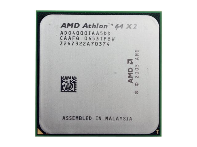 AMD ATHLON 64 X2 DUAL CORE PROCESSOR 4000 DRIVERS UPDATE