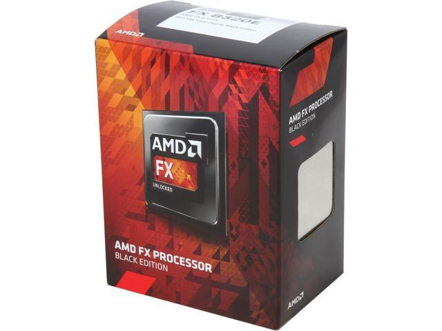 Amd Fx 8320e 3 2ghz 4 0ghz Turbo Socket Am3 Fd832ewmhkbox Desktop