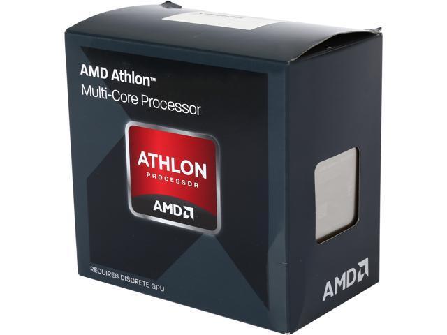 AMD Athlon X4 845 with AMD quiet cooler Quad-Core Socket FM2+ 65W AD845XACKASBX Desktop