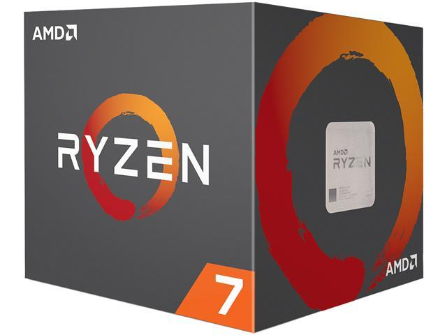 AMD RYZEN 7 1700 8-Core 3.0 GHz (3.7 GHz Turbo) Socket AM4 65W YD1700BBAEBOX Desktop Processor