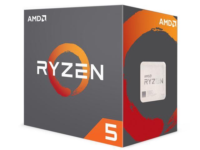 AMD RYZEN 5 1600X 6-Core 3.6 GHz (4.0 GHz Turbo) Socket AM4 95W YD160XBCAEWOF Desktop Processor