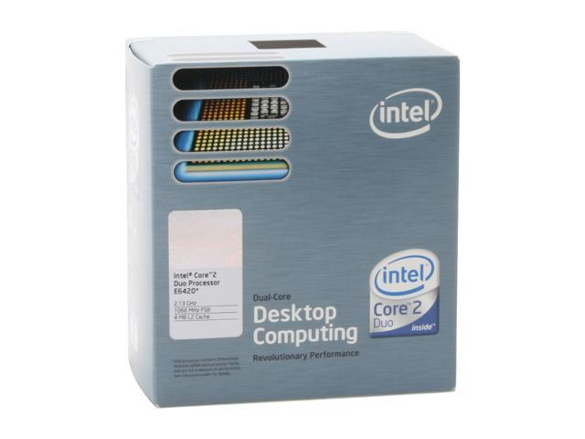 Intel dual-core 2 processor