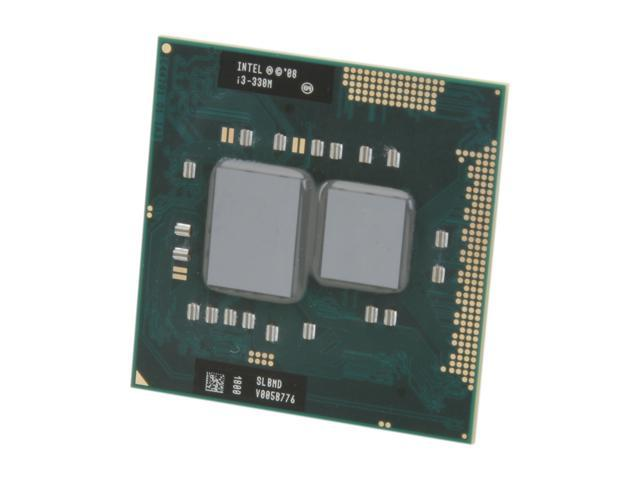Intel Core i3-330M 2.13GHz//3MB SLBMD Processor TESTED