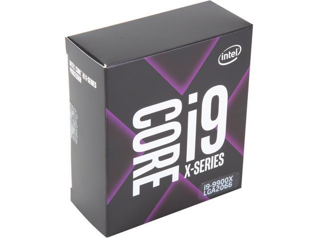 Mickey: INTEL SKYLAKE CORE I9-9900X 3.5G 2066 listed [​IMG]
