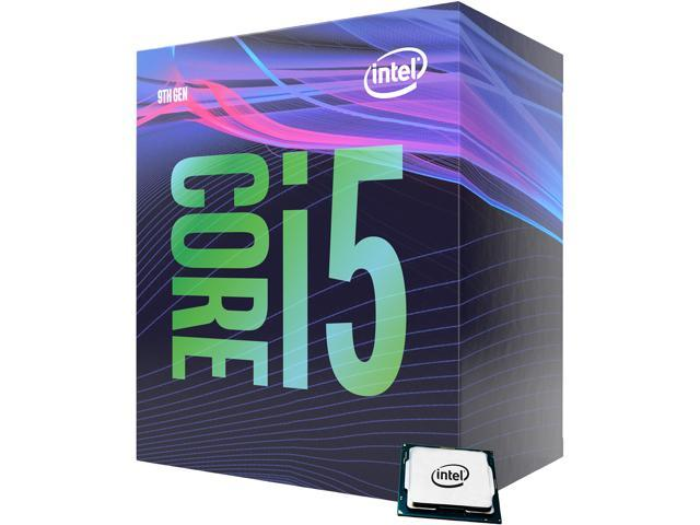 Intel Core i5-9400 Coffee Lake 6-Core 2.9 GHz (4.1 GHz Turbo) LGA 1151 (300 Series) 65W BX80684I59400 Desktop Processor ...