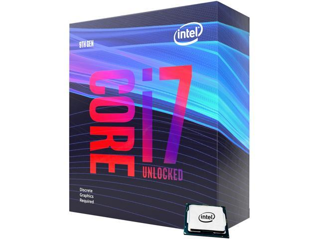 Intel Core i7-9700KF Coffee Lake 8-Core 3.6 GHz (4.9 GHz Turbo) LGA 1151 (300 Series) 95W BX80684I79700KF Desktop Processor Without Graphics