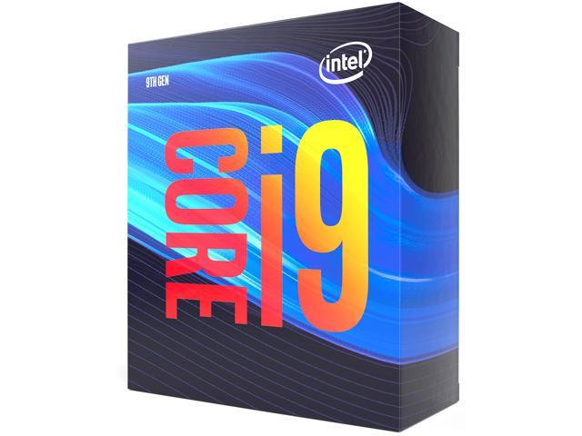 Intel Core i9-9900 Coffee Lake 8-Core, 16-Thread, 3.1 GHz (5.0 GHz Turbo) LGA 1151 (300 Series) 65W BX80684I99900 Desktop Processor Intel UHD Graphics 630