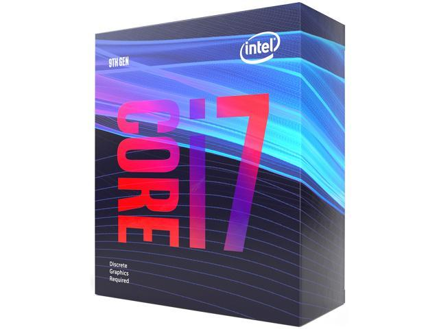 Intel Core i7-9700F Coffee Lake 8-Core 3.0 GHz (4.7 GHz Turbo) LGA 1151 (300 Series) 65W BX80684i79700F Desktop Processor Without Graphics