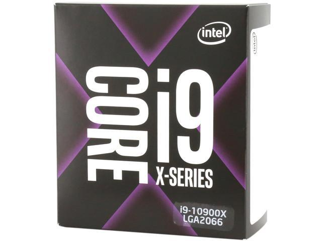 Intel Core i9-10900X Cascade Lake 10-Core 3.7 GHz LGA 2066 165W BX8069510900X Desktop Processor