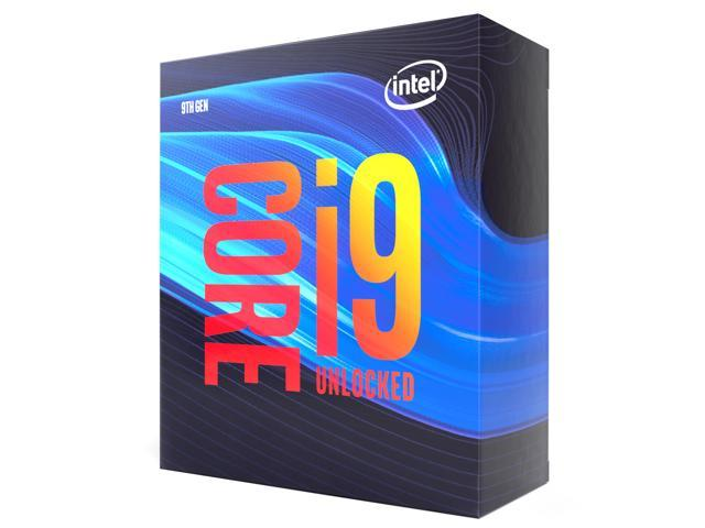 Intel Core i9-9900K Coffee Lake 8-Core, 16-Thread, 3.6 GHz (5.0 GHz Turbo) LGA 1151 (300 Series) 95W BX806849900K Desktop Processor Intel UHD Graphics 630