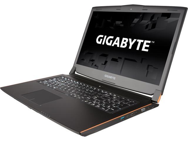 GIGABYTE P57Xv7-KL3K3 Gaming Laptop Intel Core i7 7th Gen 7700HQ (2 80 GHz)  NVIDIA GeForce GTX 1070 1 TB HDD 256 GB M 2 SSD 16 GB Memory 17 3