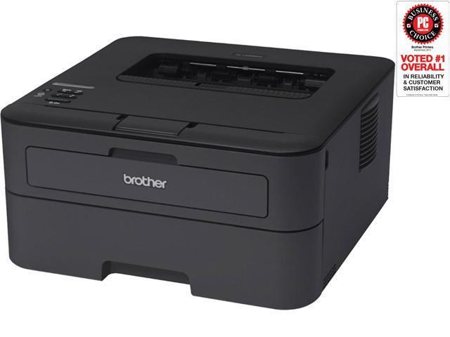 Brother HL-L2340DW Duplex 2400 x 600 DPI Wireless USB Monochrome Laser Printer