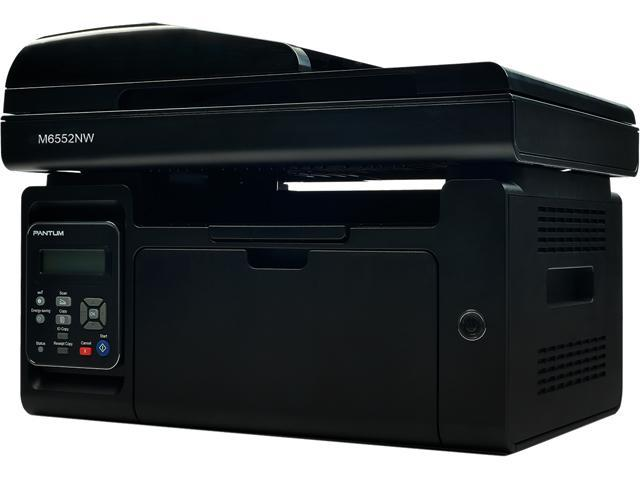 Pantum M6552NW 1200 dpi x 1200 dpi USB / Ethernet / Wireless mono Laser MFP Printer