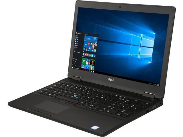 Dell Laptop Latitude 5580 Pxp7j Intel Core I5 7th Gen 7200u 2 50