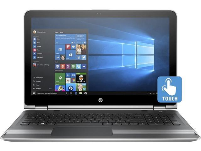 Grade B Hp Pavilion X360 Convertible 15 Bk193ms 6 Standard Laptop 8gb Sata