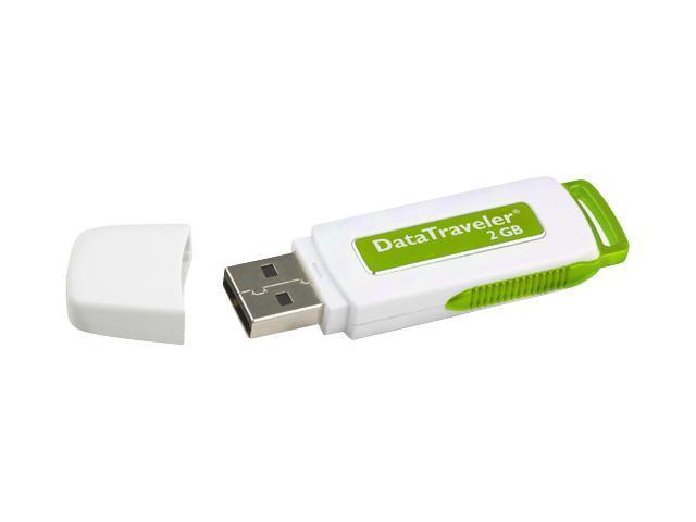 Kingston Datatraveler I 2gb Flash Drive Usb2 0 Portable Model Dti