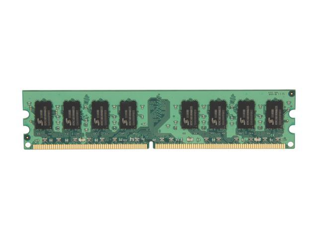 Kingston ValueRAM 2GB 240-Pin DDR2 SDRAM DDR2 667 (PC2 5300) Desktop Memory Model KVR667D2N5/2G