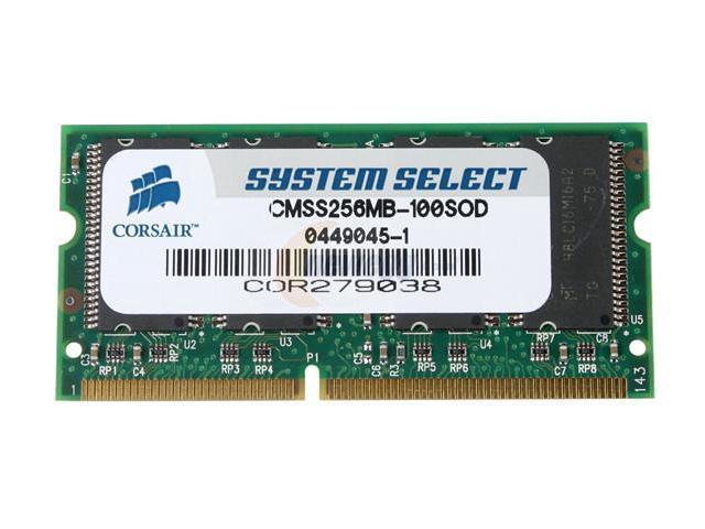 256MB for Memory Dell Latitude CPx Series Laptop 144 PINS