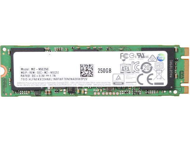 Samsung 850 Evo M 2 2280 250gb Sata Iii 3d Nand Internal Ssd Single