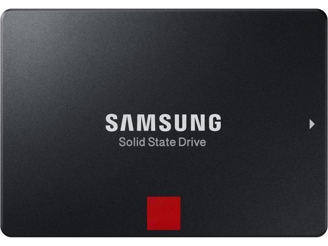 """SAMSUNG 860 Pro Series 2.5"""" 4TB SATA III 3D NAND Internal Solid State Drive (SSD) MZ-76P4T0BW - Newegg.com"""