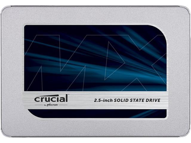 Crucial MX500 1TB 3D NAND SATA 2.5 Inch Internal SSD, up to 560 MB/s  - CT1000MX500SSD1