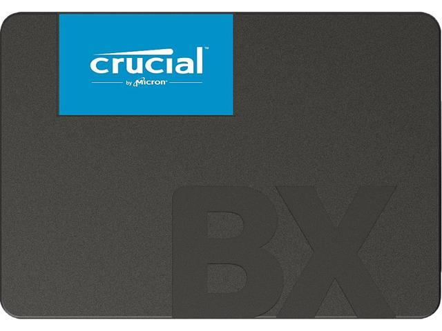 Crucial BX500 1TB 3D NAND SATA 2.5-Inch Internal SSD, up to 540 MB/s - CT1000BX500SSD1
