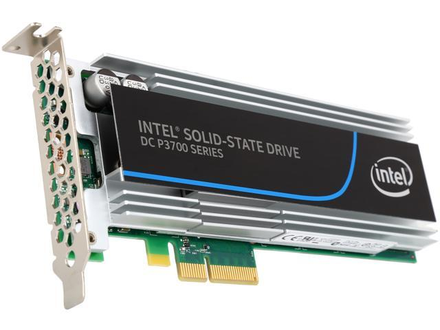 Intel SSD DC P3700 Series SSDPEDMD400G401 400GB, 1/2 Height PCIe 3.0, 20nm, MLC