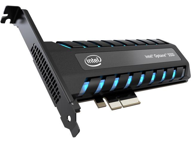 Intel Optane SSD 905P Series (960GB, 1/2 Height PCIe x4, 3D XPoint) - SSDPED1D960GAX1