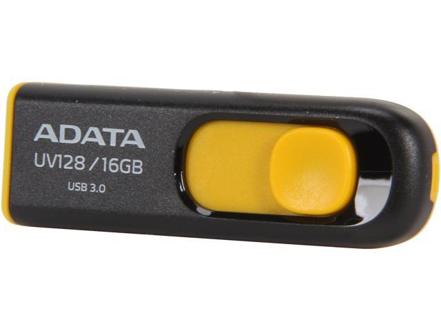 ADATA 16GB UV128 USB 30 Flash Drive AUV128 16G RBY
