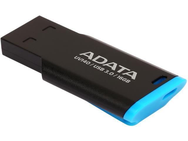 ADATA UV140 16GB USB 3.0 Flash Drive (Blue/Black)