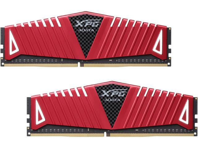 XPG Z1 16GB (2 x 8GB) 288-Pin DDR4 SDRAM DDR4 2400 (PC4 19200) Memory  (Desktop Memory) Model AX4U240038G16-DRZ - Newegg com