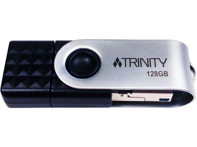 fcfea24f178 Patriot Memory 128GB TRINITY USB 3.1 Flash Drive, Speed Up to 200MB/s  (PEF128GTRI3USB)