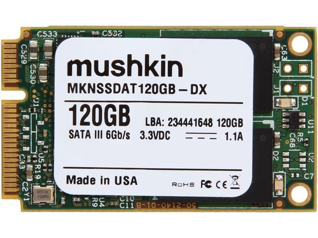 MUSHKIN ATLAS MSATA 120GB SSD WINDOWS 10 DRIVERS DOWNLOAD